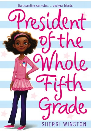 Find out where it all began. Get the story on Brianna Justice and why she had to become President of the Whole Fifth Grade!