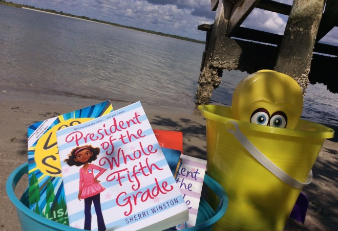 A day at the beach is always better with a good book!